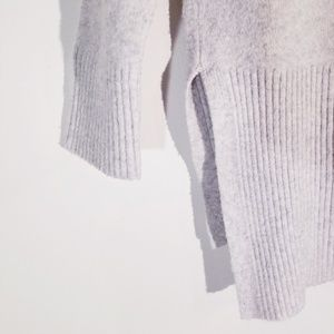 LOFT Sweaters - LOFT Outlet Lounge Sweater Women's Light Grey